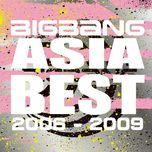 asia best 2006 - bigbang