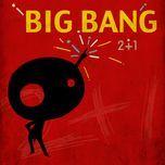 2+1 (single) - bigbang