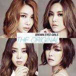 the original (digital single) - brown eyed girls