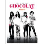 the first mini album - chocolat