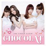 chocolat: the second single album - chocolat