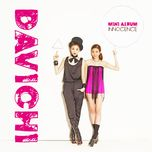 innocence (2nd mini album) - davichi