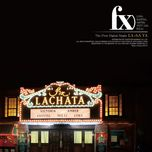 lachata (digital single) - f(x)
