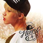 1-4-3 (i love you) (1st digital single) - henry (super junior-m)