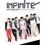inspirit (3rd single) - infinite