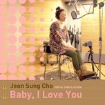 baby i love you (single) - jeon sung cho