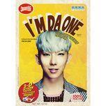 I'm Da One (1st Album)