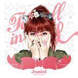fall in l (3rd mini album) - juniel