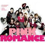 starship planet (pink romance) - k.will, sistar, boyfriend
