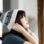 Winter's Melody (Mini Album) - LYn