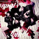 touch (4th mini album) - miss a