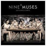 let's have a party (mini album) - nine muses