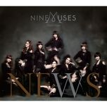 news (single) - nine muses