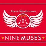sweet rendezvous (mini album) - nine muses