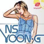 skinship (2nd mini album) - ns yoon-g