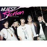 action (1st mini album) - nu'est