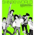 the shinee world (first album) - shinee