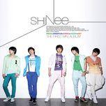replay (1st mini album) - shinee
