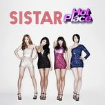 hot place feat. brave sound (digital single) - sistar