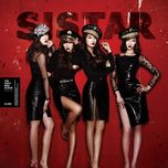 alone (the first mini album) - sistar