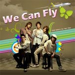 we can fly (single) - ss501