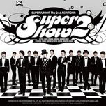 super show 2 (cd ii) - super junior