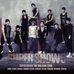 super junior - super show 3 (the 3rd asia tour 2011 performances) - super junior