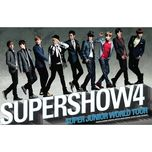 super junior world tour 'super show 4' - super junior