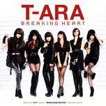 breaking heart (repackage) - t-ara