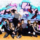 time to love (single) - t-ara