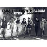 black eyes (4th mini album) - t-ara