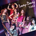 lovey dovey (single) - t-ara