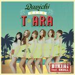 bikini (single) - t-ara, davichi, skull