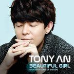 beautiful girl (single) - tony an