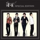 boys over flowers f4 special edition - v.a