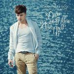 dieu ngot ngao nhat (single) - cao thai son