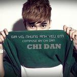gia vo nhung anh yeu em (single) - chi dan