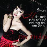 Mất Anh Bởi Tất Cả Những Thứ Em Cho (Single)