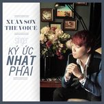 ky uc nhat phai (single) - do xuan son