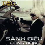 sanh dieu (mini album) - dong dong