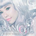 bang gia (single) - khoi my