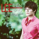 buong tay la cach anh chon (single) - lee thien bao