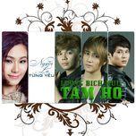 nguoi la tung yeu (single) - luong bich huu, tam ho