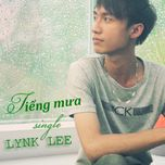 tieng mua (single) - lynk lee