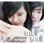 tam biet nhe (single) - lynk lee
