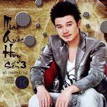 bo tinh phu the (sen 3) - mai quoc huy