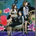 dong dao 2007 (vol. 3) - mat ngoc