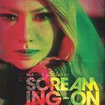 screaming on - mia