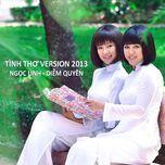 tinh tho (single) - ngoc linh, diem quyen
