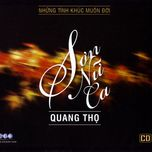 son nu ca - quang tho